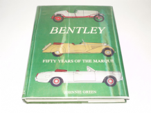 BENTLEY FIFTY YEARS OF THE MARQUE (Green 1978)